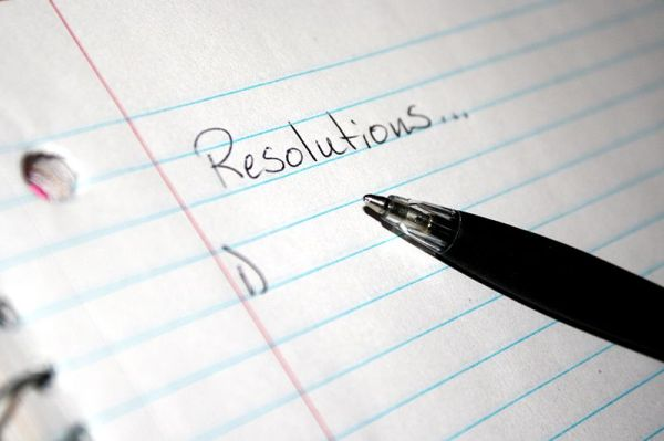 Courtesy of Wikipedia Commons, http://commons.wikimedia.org/wiki/File:New-Year_Resolutions_list.jpg